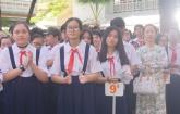 Tỉ lệ chọi vào lớp 10 các trường THPT tại Tp.Hồ Chí Minh năm 2019